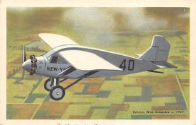 sub060521 - Airplane Post Card