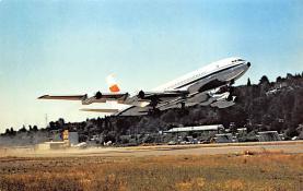 sub060533 - Airplane Post Card