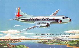 sub060537 - Airplane Post Card