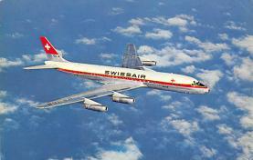 sub060543 - Airplane Post Card