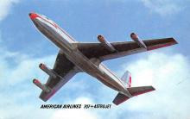 sub060545 - Airplane Post Card