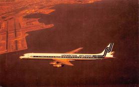 sub060547 - Airplane Post Card
