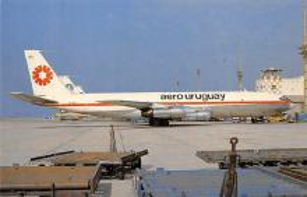 sub060549 - Airplane Post Card