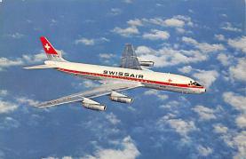 sub060553 - Airplane Post Card