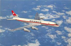 sub060555 - Airplane Post Card