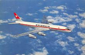 sub060557 - Airplane Post Card