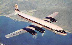 sub060559 - Airplane Post Card
