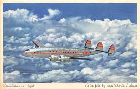 sub060561 - Airplane Post Card