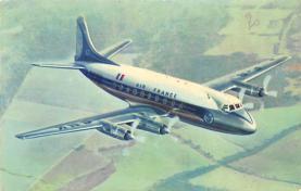 sub060563 - Airplane Post Card