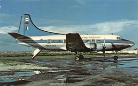 sub060565 - Airplane Post Card