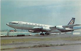 sub060571 - Airplane Post Card