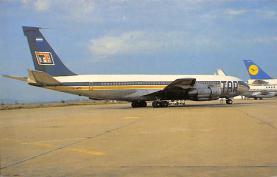 sub060593 - Airplane Post Card