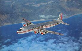 sub060599 - Airplane Post Card