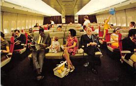 sub060615 - Airplane Post Card