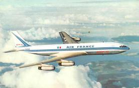 sub060619 - Airplane Post Card