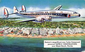 sub060621 - Airplane Post Card