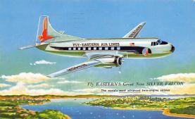 sub060627 - Airplane Post Card