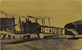 sub060667 - Airplane Post Card
