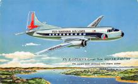 sub060675 - Airplane Post Card