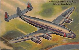 sub060677 - Airplane Post Card