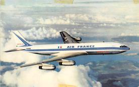sub060679 - Airplane Post Card