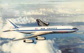 sub060681 - Airplane Post Card