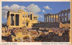 sub060713 - Airplane Post Card