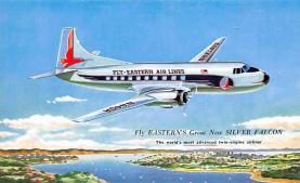 sub060719 - Airplane Post Card