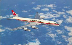 sub060725 - Airplane Post Card