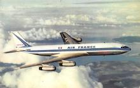 sub060733 - Airplane Post Card