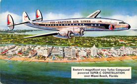 sub060747 - Airplane Post Card