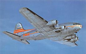 sub060759 - Airplane Post Card