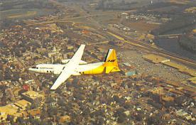 sub060769 - Airplane Post Card