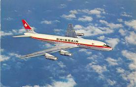 sub060793 - Airplane Post Card