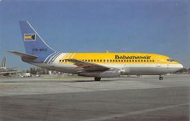 sub060809 - Airplane Post Card
