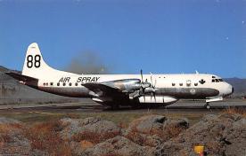 sub060821 - Airplane Post Card