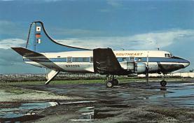 sub060831 - Airplane Post Card