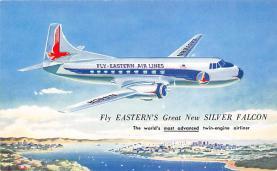 sub060837 - Airplane Post Card