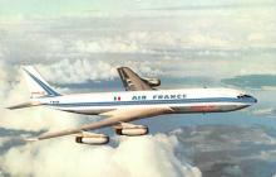 sub060841 - Airplane Post Card