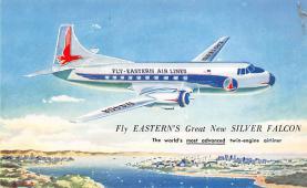 sub060843 - Airplane Post Card