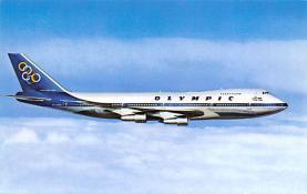 sub060845 - Airplane Post Card