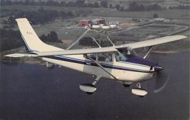 sub060873 - Airplane Post Card