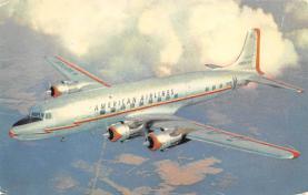 sub060877 - Airplane Post Card
