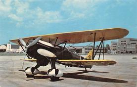 sub060881 - Airplane Post Card