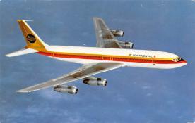 sub060883 - Airplane Post Card