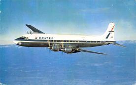 sub060905 - Airplane Post Card