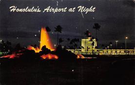 sub060909 - Airplane Post Card