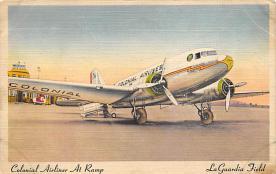 sub060921 - Airplane Post Card