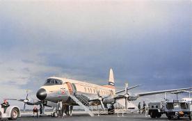 sub060937 - Airplane Post Card