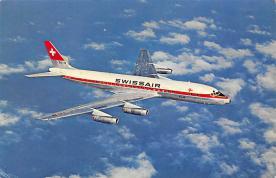 sub060939 - Airplane Post Card